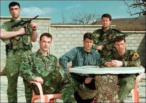 Hashim Thaci Kosovo Kosovo pm Hashim Thaci c