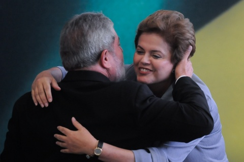 Bulgaria: Borisov to Be VIP Guest at Dilma Rousseff's Inauguration