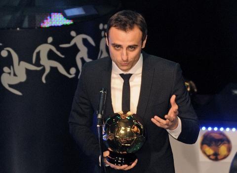 Bulgaria: Berbatov Wins 7th 'Bulgarian Football Player of the Year' Prize