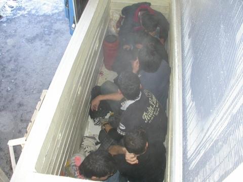 Bulgaria: Bulgarian Border Police Detain 4 Illegal Iraqis