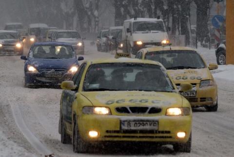 Bulgaria under Code Yellow over Winter Weather: Bulgaria under Code Yellow over Winter Weather