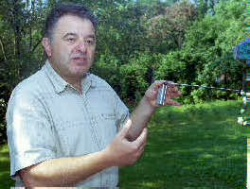 Bulgaria: Bulgarian Invents 'Scam' Bomb Detector - Report