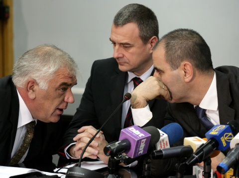 Bulgaria: Tapes Expose Deep Conflict in Bulgarian Govt, Discredit Interior Minister