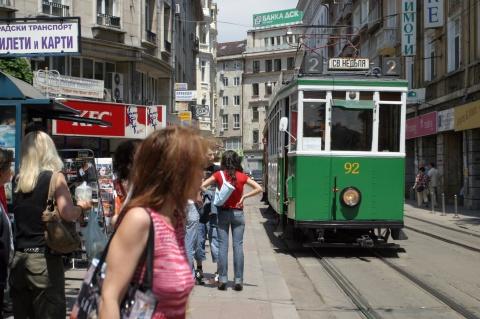 Bulgaria: Free Retro Tram Rides to Entertain Sofia Residents