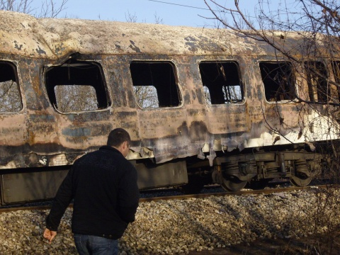 Bulgaria: Appellant in Bulgarian Train Fire Case Requests New Expertise