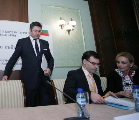 Bulgaria: Djankov to Refocus Bulgaria's Cultural Tourism on Middle Ages