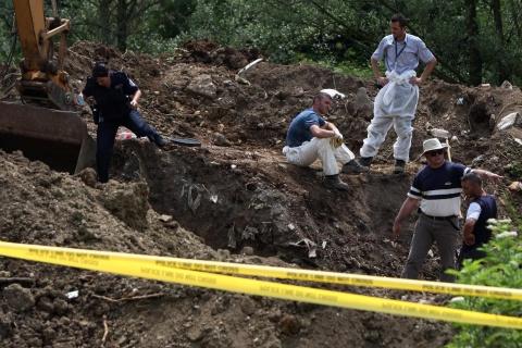 Bulgaria: Serbia Jails 9 Ethnic Albanian Guerrillas for Crimes in Kosovo