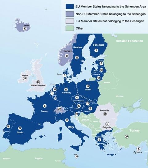 Bulgaria: EC Refuses Bulgaria, Romania Schengen Reports to EP