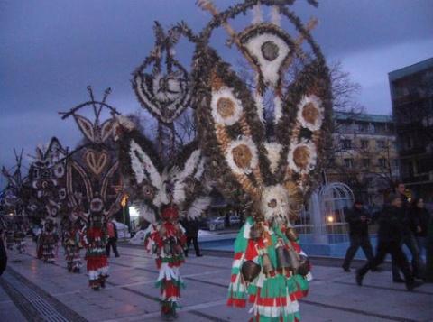 Bulgaria: Bulgaria's Largest Kukeri Festival to Gain UNESCO World Heritage Status