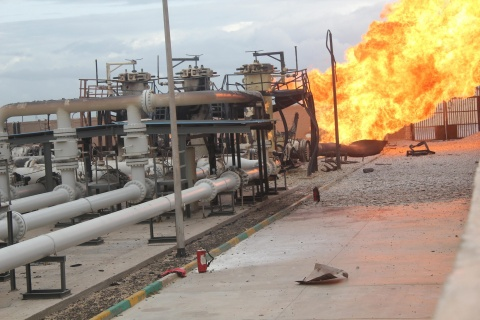 Bulgaria: Egypt-Israel Gas Pipeline Explosion Caused by Leak, No Terrorists