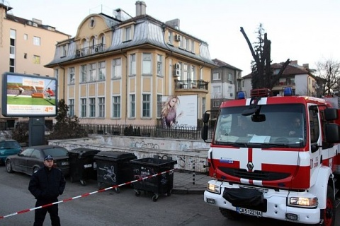 Bulgaria: Blast Hits Office of Controversial Bulgarian Newspaper
