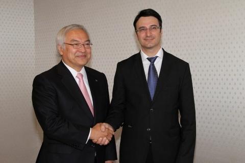 Bulgaria: Toshiba to Open EMEA Office in Bulgaria