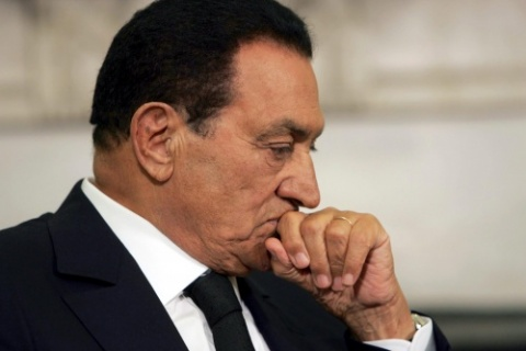 Bulgaria: Hosni Mubarak Resigns as President of Egypt