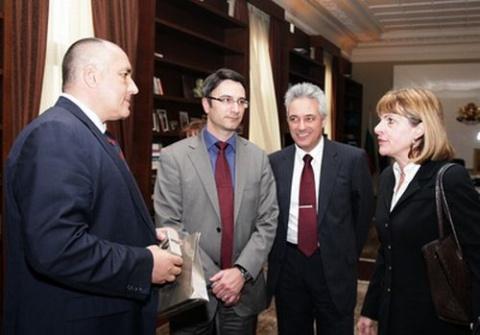 Bulgaria: Bulgarian PM Woos Areva for Belene Nuclear Plant