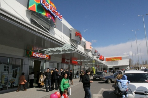 Bulgaria: Rockefeller Enters Bulgaria with Acquisition of Retail Park Plovdiv