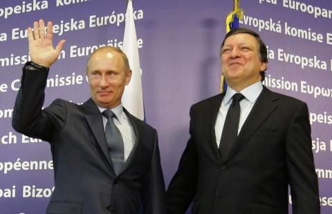 """Kreml: Putinův citát o """"zabrání"""" Kyjeva byl vytržen z kontextu"""