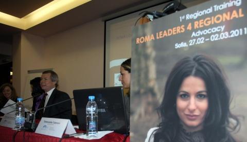 Bulgaria: EU, US Prod Bulgaria at Balkan Roma Leaders' Training in Sofia