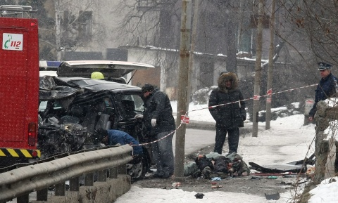 Known Bulgarian Criminal Causes Fatal Accident near Sofia: Known Bulgarian Criminal Causes Fatal Accident near Sofia