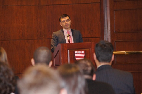 Bulgarian FinMinLectures on Fiscal Discipline at Harvard: Bulgarian FinMin Stresses Fiscal Discipline at Harvard, Promotes Own Brainchild