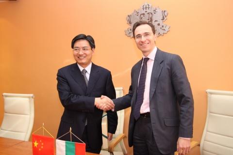 Bulgaria: Bulgaria Starts Economic Cooperation with Second Key Chinese Province - Jiangsu