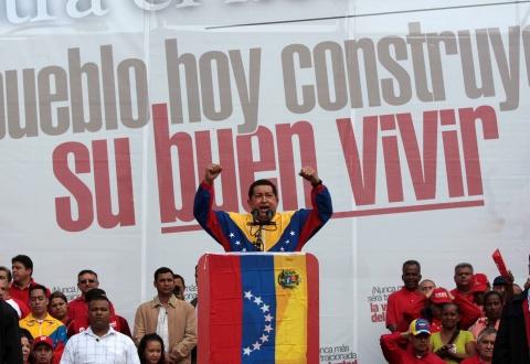 Bulgaria: Chavez Threatens US with Vietnam Scenario in Libya