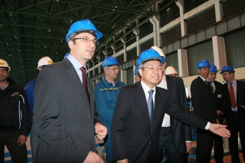 Bulgaria: Toshiba May Invest EUR 350 M in New Thermal Power Plant in Bulgaria