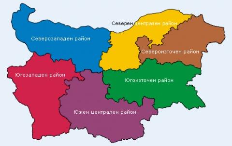 north east region bulgaria