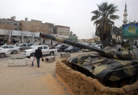 Bulgaria: Libyan Rebels Ready to Make Last Stand in Benghazi as Gaddafi Attacks
