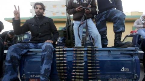 Bulgaria: Egypt Starts Arming Libyan Rebels - Report