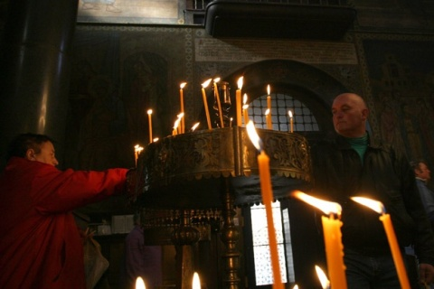 Orthodox Bulgaria Celebrates Annunciation: Orthodox Bulgaria Celebrates Annunciation