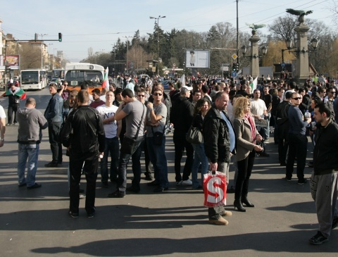 Bulgaria Braces for New Round of Mass Protests: Bulgaria Braces for New Round of Mass Protests
