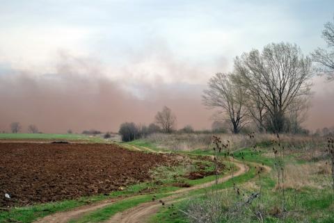 Bulgaria: High Winds Continue to Blast Bulgaria