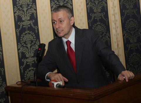 Bulgaria: Atlantic Club President Solomon Passy: OECD Accession, Common EU Defense Bulgaria's New Priority Goals