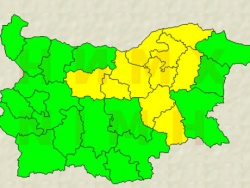 10 Bulgarian Regions under Code Yellow over Downpours: 10 Bulgarian Regions under Code Yellow over Downpours