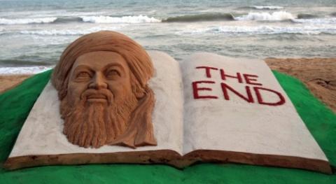Material found in in Laden 39 s. of Osama bin Laden#39;s dead