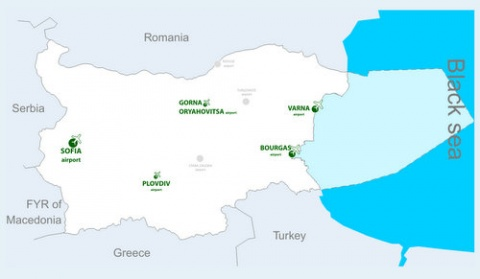 Bulgaria: Bulgaria to Set Up EU Border Control Air Base in Burgas