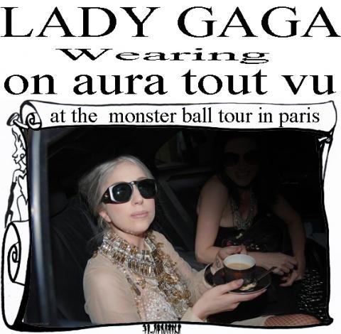 Bulgaria: Lady Gaga in Love with Bulgarian Designers