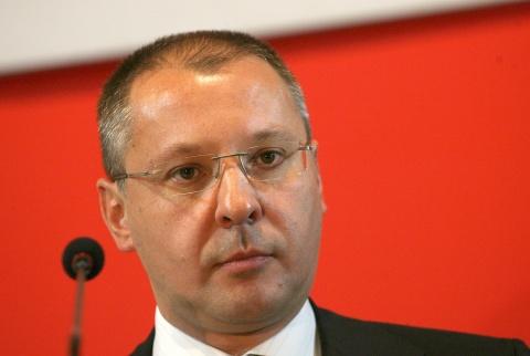 Bulgarian Socialist Leader Hints He Might Run for President: Bulgarian Socialist Leader Hints He Might Run for President