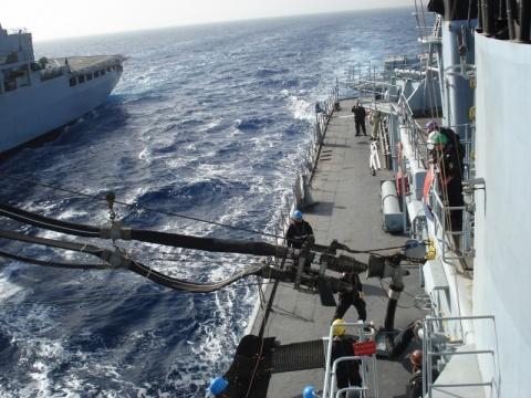 Bulgaria: Bulgarian Frigate Rejoins NATO Libya Mission after Crete Recharging