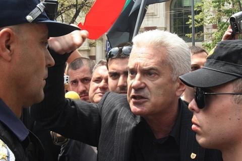Bulgaria: Bulgaria Shocked as Nationalist Leader Triggers Brawl On Air
