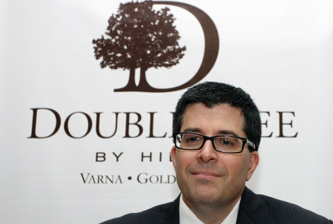 Bulgaria: Rob Palleschi, DoubleTree by Hilton, Global Head: We Believe in Bulgaria's Potential
