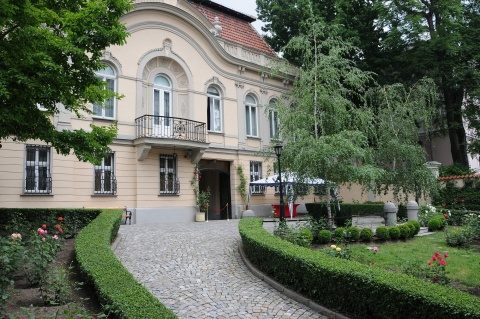 Bulgaria: The Residence of the Italian Embassy - the Most Beautiful Residence in Sofia