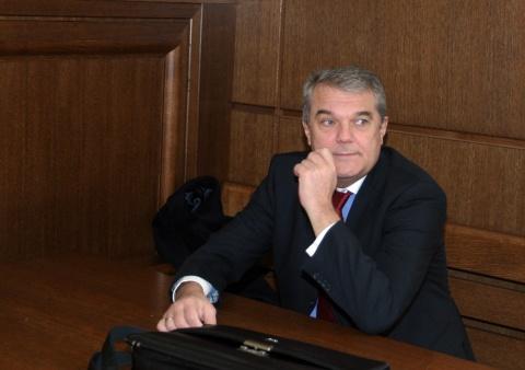 Controversial Bulgarian Politician Petkov Listed in Hospital: Controversial Bulgarian Politician Petkov Listed in Hospital