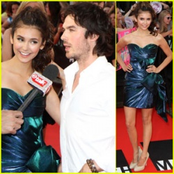 Bulgaria: Nina Dobrev, Ian Sommerholder Officially Dating
