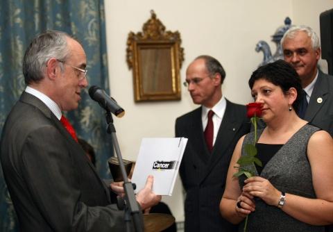 Bulgaria: Italian Anti-Cancer Initiatives in Bulgaria