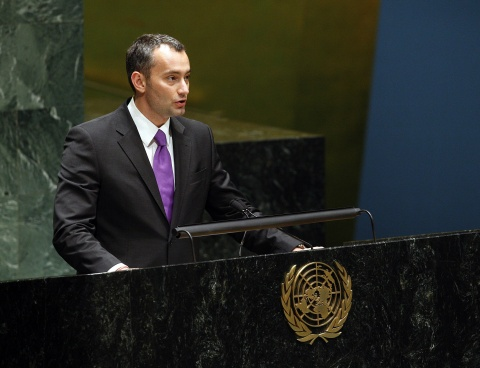 Bulgaria: Foreign Minister Nikolay Mladenov: Bulgaria Now Has the Foreign Policy of a 'Grown-up' EU Member