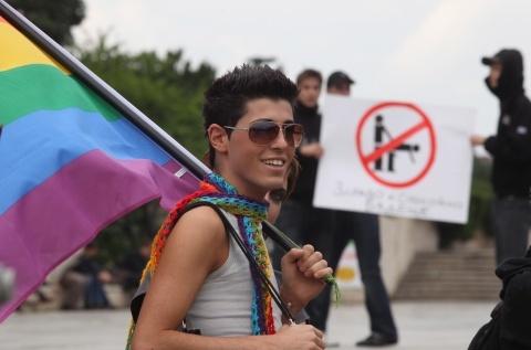 Sofia + gay