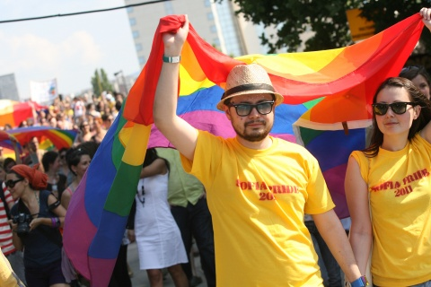 Bulgaria: Bulgaria's Sofia Pride Gay Parade Goes Smoothly, Only 'Family NGO' Protests