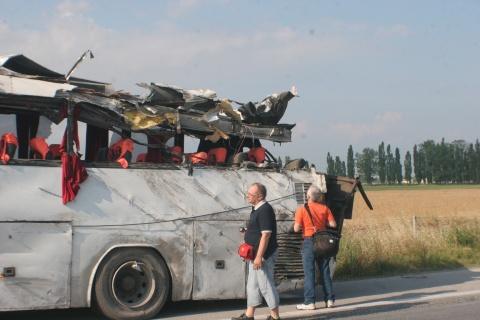 German Citizen among Victims in Deadly Bulgaria Car Crash - Novinite