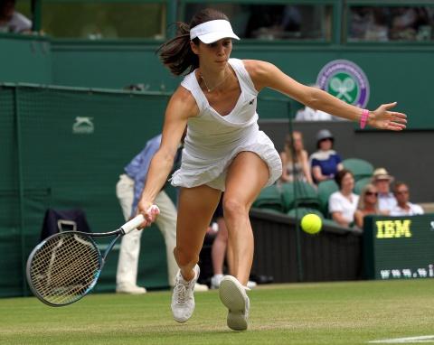 Bulgaria: Who Is Who: Top Bulgarian Tennis Player Tsvetana Pironkova